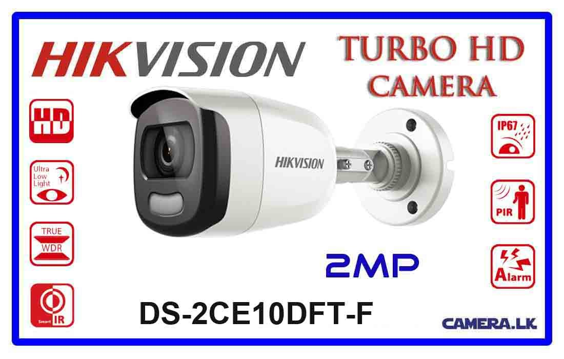 Camera DS-2CE10DFT-F